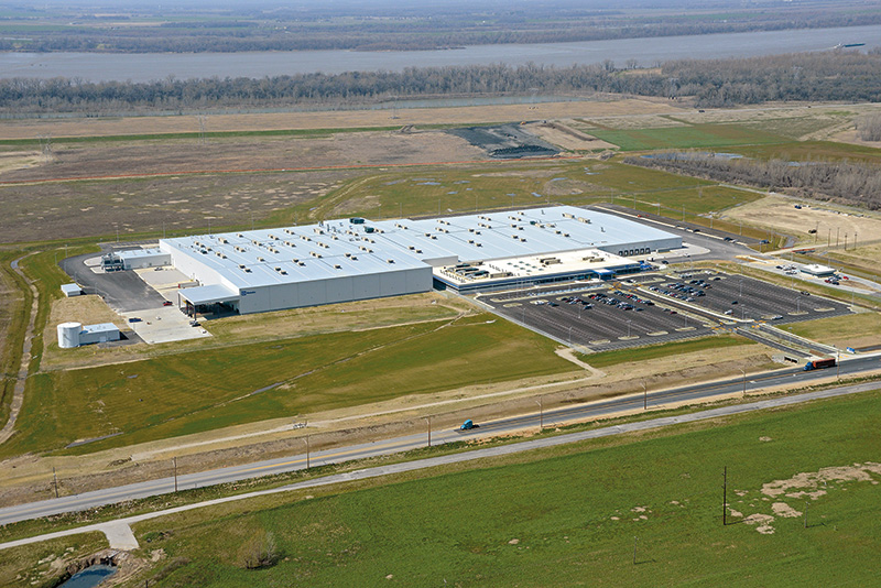 Electrolux Manufacturing - Appliance Manufacturing Facility