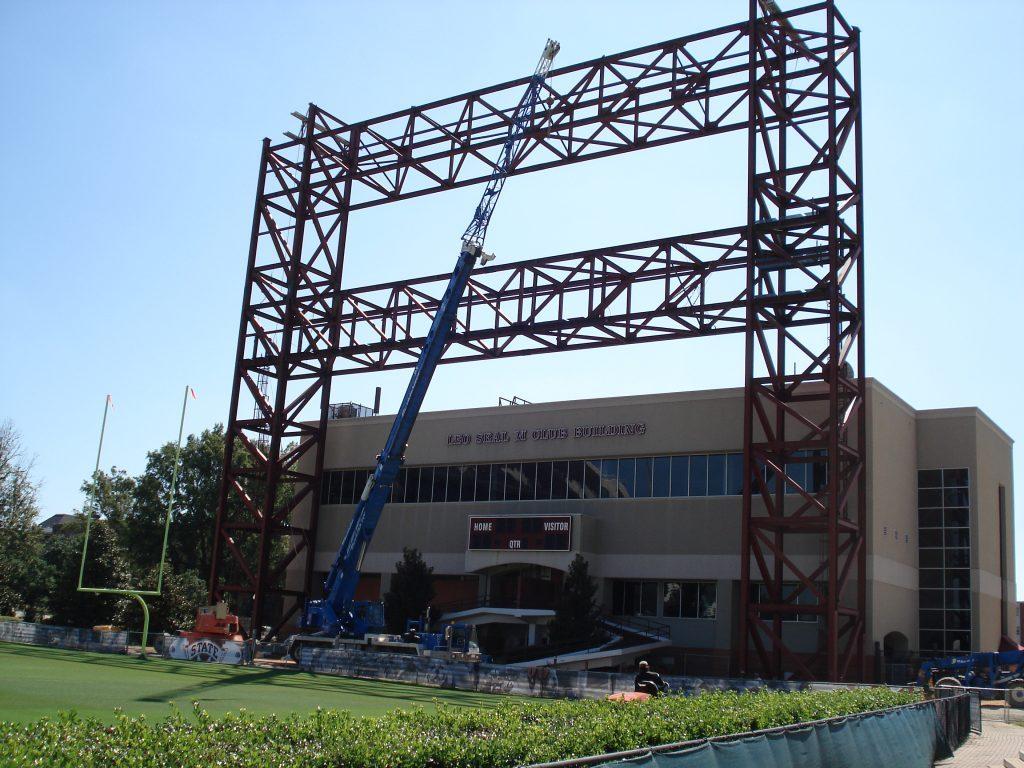 Mississippi State Videoboard - Davis Wade Stadium